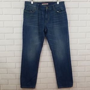 Tommy Hilfiger Medium Wash Straight Jeans
